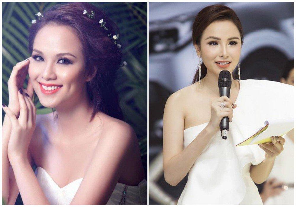 Hoa hậu Diễm Hương khoe body nóng bỏng, không tập tành chỉ giữ dáng với muối vàớt - 1