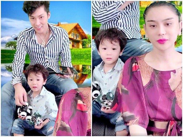 Lâm Khánh Chi thừa nhận con trai giống bố, khẳng định sắp có thêm con gái