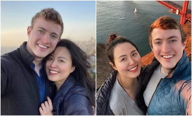 Yêu cựu kỹ sư cấp cao của Facebook, 9X Việt được cầu hôn ở thung lũng rượu vang