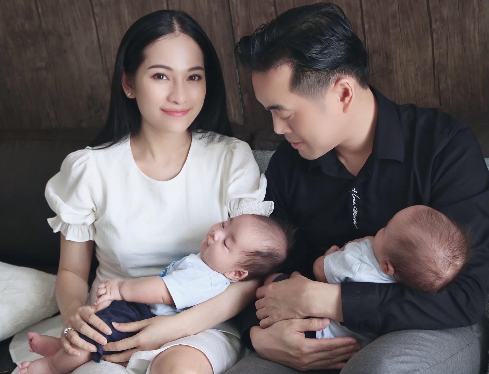 40 cái Tết mới làm bố, Dương Khắc Linh amp;#34;trúng sốamp;#34; cặp song sinh: amp;#34;Tết 2021 bội thu lì xìamp;#34; - 15