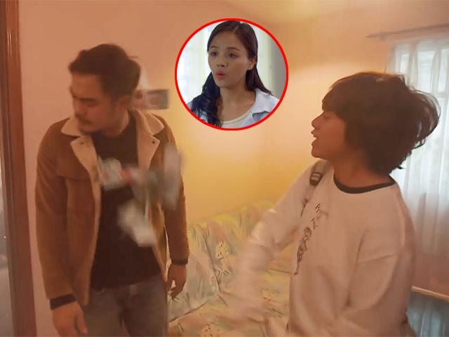 Mê cờ bạc và gái gú, chồng My Sói Thu Quỳnh bị em vợ ném tiền vào mặt