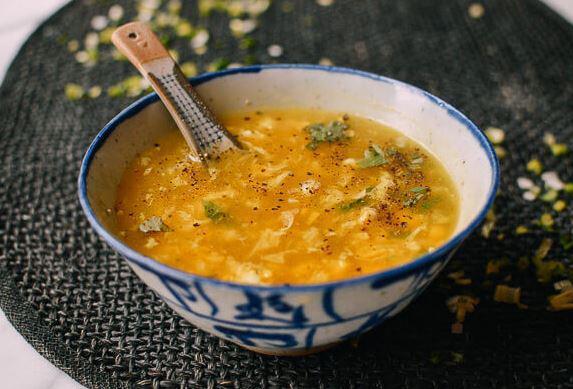 5 cach nau sup ga ngon, bo duong, an mai khong chan - 9