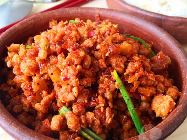 5 món đậm đà từ thịt băm, đặt lên mâm cả nhà xới cơm hết bát này đến bát khác