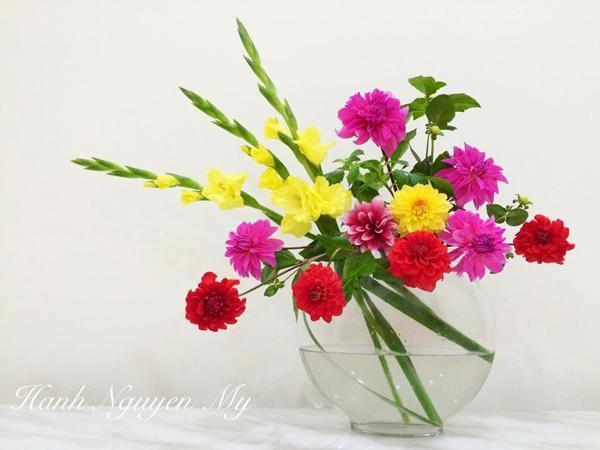 cach cam hoa lay on don gian dep long lay - 3