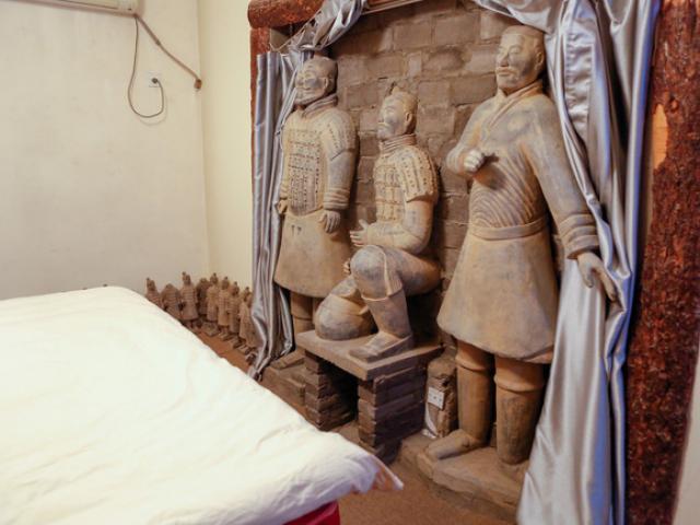 Trải nghiệm cảm giác ngủ cùng đội quân hộ tống Tần Thủy Hoàng
