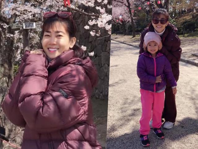 Mắc bệnh ung thư, Mai Phương đưa con gái đi du lịch Nhật Bản vì sợ không còn cơ hội