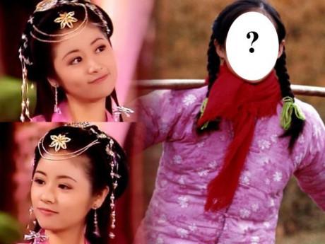 Lâm Tâm Như năm 19 tuổi đẹp xuất sắc nhưng so với Hoa đán này vẫn kém xa