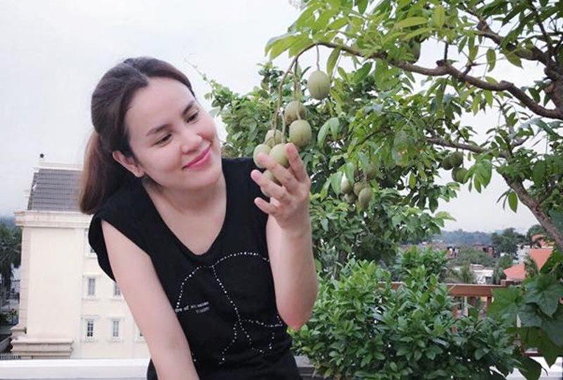 Phương Lê từng được khán giả biết đến khi đoạt giải Á hậu Doanh nhân thế giới người Việt tại Mỹ 2016.