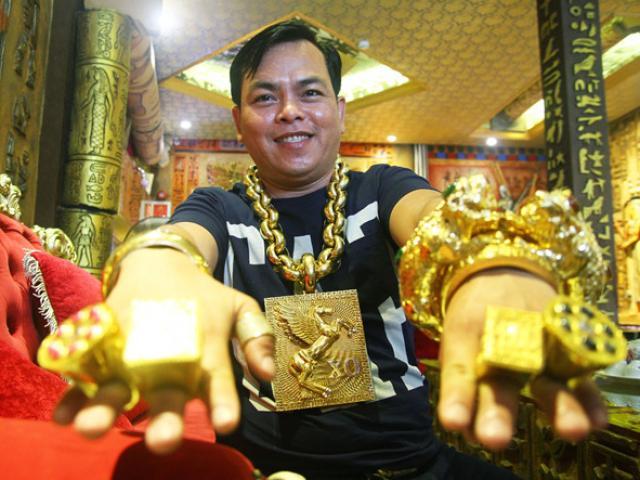 Số vàng đáng kinh ngạc của đại gia Phúc XO trước khi bị bắt