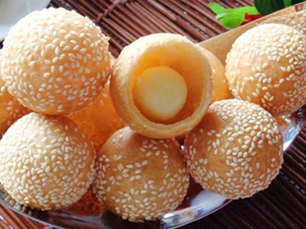 2 cách làm bánh rán truyền thống đơn giản, tại nhà - 4