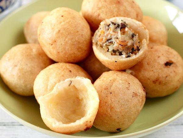 2 cách làm bánh rán truyền thống đơn giản, tại nhà - 7