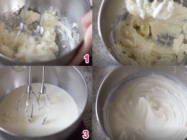 Cách làm bánh tiramisu bất bại, không cần máy đánh trứng-5