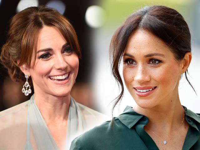 Biết Kate sẽ làm Hoàng hậu tương lai, Meghan âm thầm phá vỡ quy tắc này của Hoàng gia?