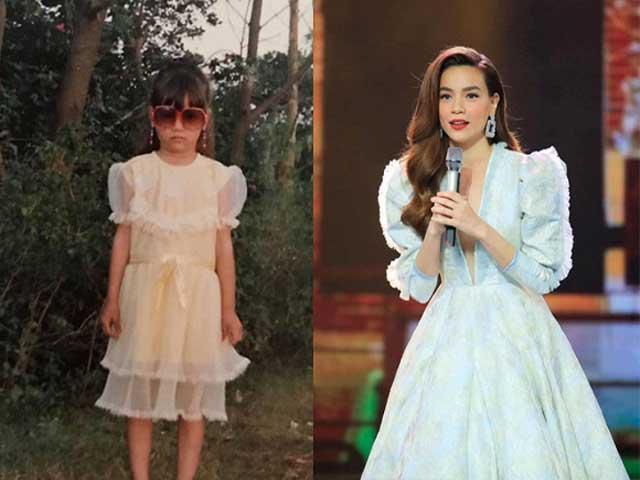 Sao Việt 24h: Hồ Ngọc Hà khoe ảnh Em của ngày xưa hú hồn và phản ứng của dàn sao