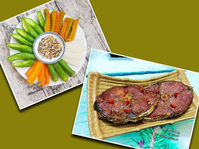 Nấu bữa cơm chiều đơn giản như đan rổ nhưng lại được lòng cả nhà vì quá ngon