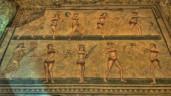 Khám phá nội thất tinh xảo còn nguyên vẹn trong biệt thự La Mã cổ đại