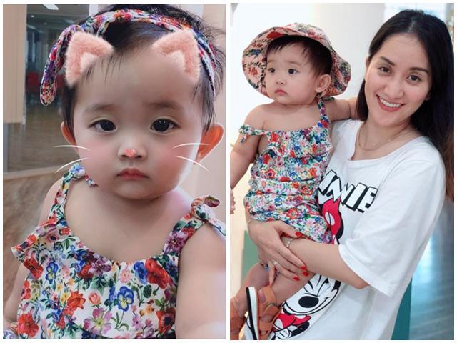 Sinh sớm 6 tuần, hình ảnh xinh xắn hiện tại của con gái Khánh Thi khiến ai cũng ngỡ ngàng