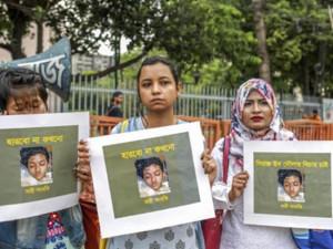 Tố cáo thầy hiệu trưởng dâm ô, nữ sinh Bangladesh bị đe dọa rồi thiêu sống