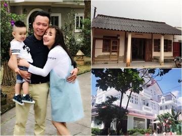 """Đổi đời nhờ chồng đại gia, ít ai biết Vy Oanh từng ở nơi """"ổ chuột"""" như thế này!"""