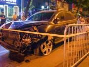 """Tin tức - Danh tính tài xế """"xe điên"""" gây tai nạn liên hoàn ở đường Láng"""