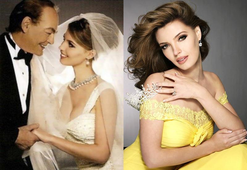 Năm 2008, tỷ phú người MỹPhillip Ruffin tuyên bố kết hôn với côOleksandra Nikolayenko đã gây chấn động dư luận.