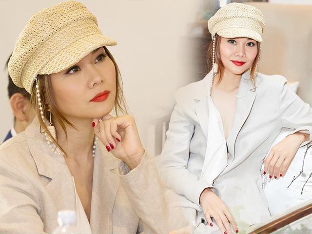 Siêu mẫu Thanh Hằng: Nếu diễn thời trang ở hoang đảo tôi sẽ mang bộ bikini thật đẹp