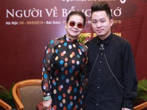 Danh ca Khánh Ly nhiều cảm xúc nhất khi hát nhạc Trịnh cho khán giả Thủ đô
