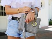 Cận cảnh quy trình tỉ mỉ tạo nên chiếc túi Lady Dior huyền thoại