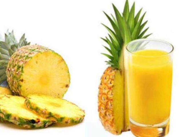 8 lý do nên uống nước dứa vào mỗi sáng