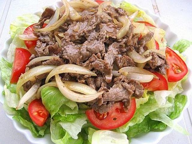 4 cách làm thịt bò xào hành tây nhanh, gọn, ngon miệng