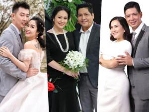Xử scandal tình ái của chồng, Thanh Thúy cao tay mấy vẫn chưa bằng 2 người vợ này!