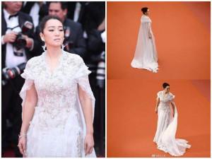 Chẳng cần làm đủ trò như các đàn em khác, người đẹp này được đặc quyền thảm đỏ tại Cannes