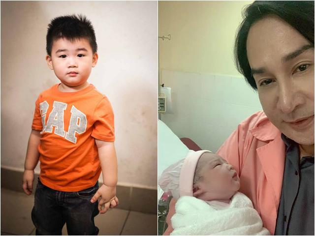 Câu nói gây sốc của con trai Kim Tử Long khi vừa mới 5 tuổi đã lên chức cậu