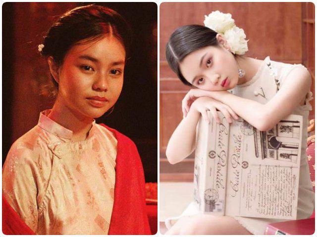 Hai mỹ nhân nhí hot nhất màn ảnh vì quá đẹp, bé đầu tiên giống Phạm Hương đến ngỡ ngàng