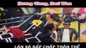 Sao Việt lê lết, quằn quại bất chấp thân thể trên TV: Hương Giang còn bị kêu dừng chương trình