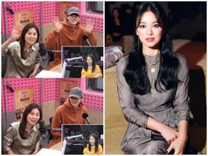 Song Hye Kyo đẹp cả nước công nhận nhưng trong mắt trẻ con bà xã Song Joong Ki ra sao?