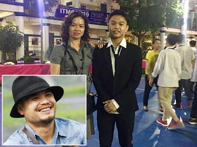 Sao Việt 24h: Bất ngờ thay, con trai nhạc sĩ Trần Lập giờ đã lớn phổng phao, cao hơn mẹ