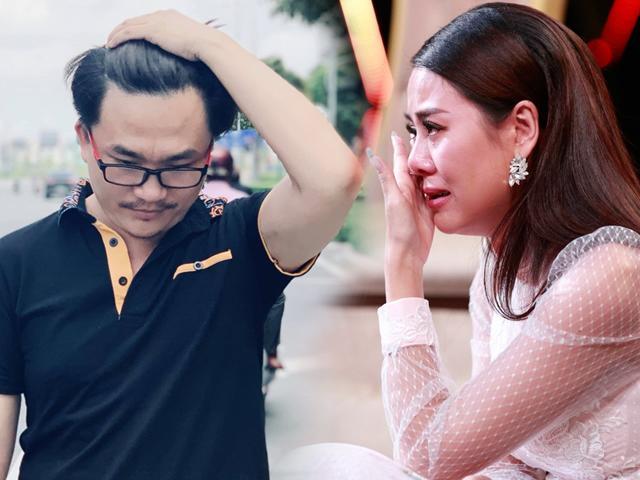 Đàn anh đau khi Nam Thư bị xúc phạm bằng những lời dơ dáy dù không giật vợ cướp chồng