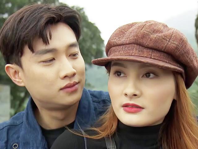 Có cảnh nóng trong Về Nhà Đi Con, có ai ngờ Bảo Thanh là người kiệm hôn trên phim