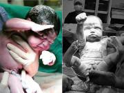 Những bức ảnh em bé khi chào đời đáng yêu hết nấc, vừa đăng đã được triệu like