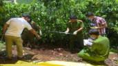 Công an khám nghiệm hiện trường vụ thảm sát 3 bà cháu ở Lâm Đồng