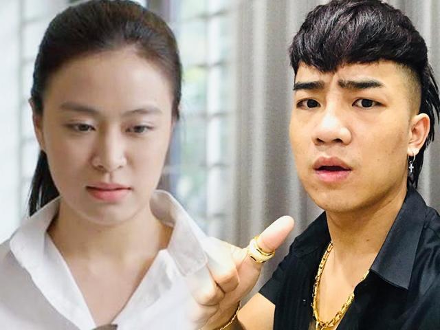 Em trai Hoàng Thùy Linh đóng ngáo đá, mẹ đẻ lo lắng: Con mà như thế nhà mình vô phúc
