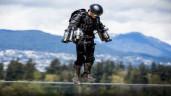 Trải nghiệm cảm giác bay lượn nhờ bộ đồ Iron Man ngoài đời thật