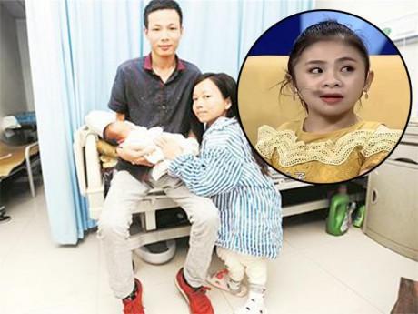 Thiếu nữ 90cm tử cung bé xíu hồn nhiên ân ái cùng chồng, con đẻ ra bác sĩ thở dài