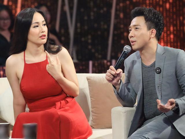 Chồng của Hoa hậu Mai Phương Thúy là ai mà cô đòi Trấn Thành: Em về mách chồng em?