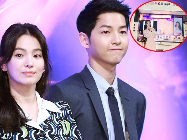 Song Joong Ki có tủi thân khi Song Hye Kyo công khai ủng hộ người này nhưng lơ đẹp chồng?