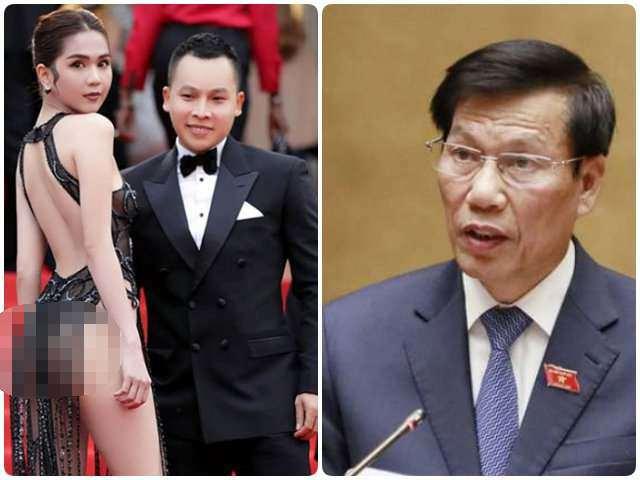Tưởng được nhắm mắt cho qua, không ngờ Ngọc Trinh bị tuýt còi vì trang phục phản cảm tại Cannes