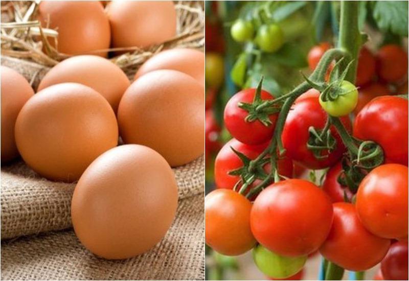 Trứng và cà chua là 2 thực phẩm ngon, nhiều chất dinh dưỡng và được nhiều bà mẹ lựa chọn làm thực phẩm ngay từ những ngày đầu ăn dặm cho con.