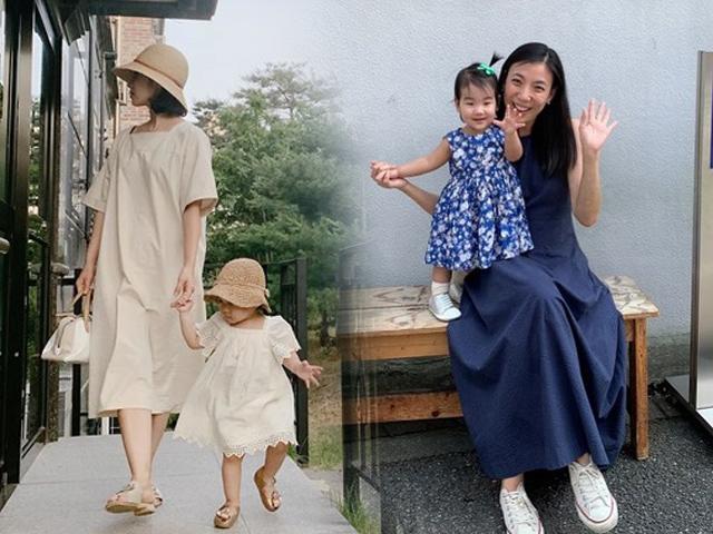 Mùa hè tới rồi, các mẹ muốn diện đồ đôi sành điệu với con yêu đừng quên 3 điều này