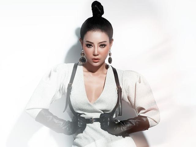 Thanh Hương tung bộ ảnh gợi cảm, quyết định theo đuổi âm nhạc trước khi có vai diễn mới